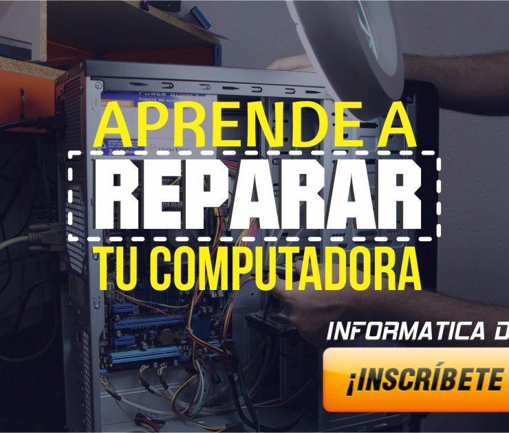 Diplomado Xpress de Mantenimiento y reparación de computadoras