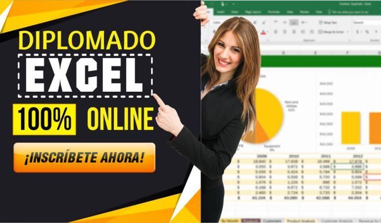 CURSO DE EXCEL ONLINE PROMOCION